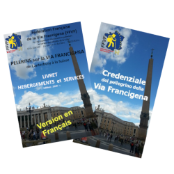 Pack Livret+Credenziali (FR)