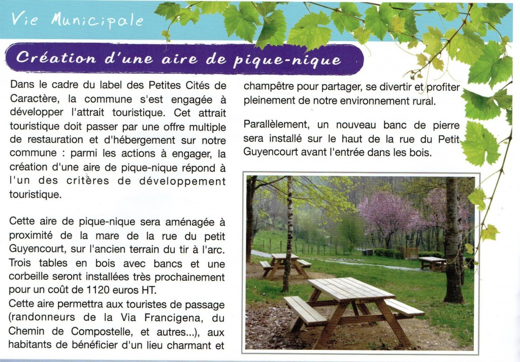 Le Sourire- bulletin municipale de Cormicy